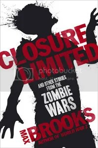 Closure Limited and Other Zombie Tales by Max Brooks. Alternate cover.