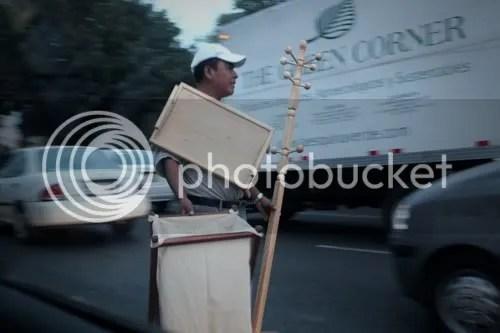 Mexico City Traffic 11