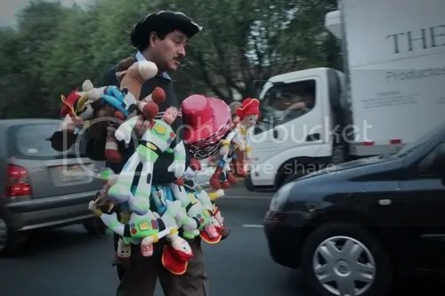 Mexico City Traffic 13