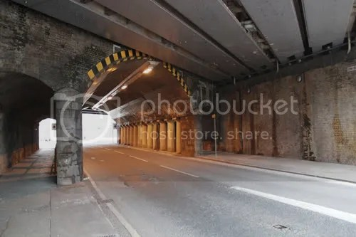 Abbey Street Tunnel 1