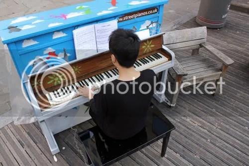 Atsuko Street Piano Monument 3