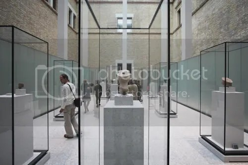Berlin David Chipperfield Neues Museum 12