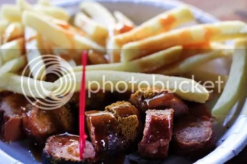 Berlin Market Currywurst 8