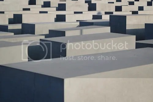 Peter Eisenman Holocaust Memorial 11