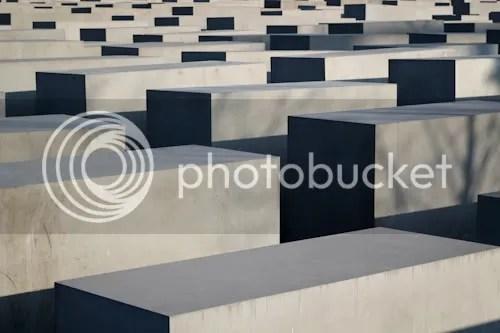 Peter Eisenman Holocaust Memorial 12