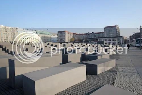 Peter Eisenman Holocaust Memorial 9