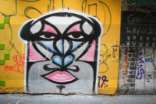 Berlin Street Art Graffiti 2