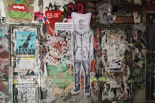 Berlin Street Art Graffiti 6