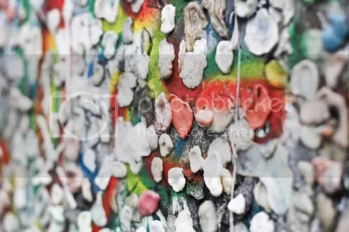 Berlin Wall Gum Potzdamer Platz 14