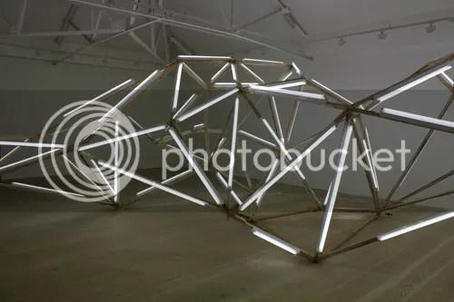 Bjorn Dahlem Milk Way Saatchi Gallery 1