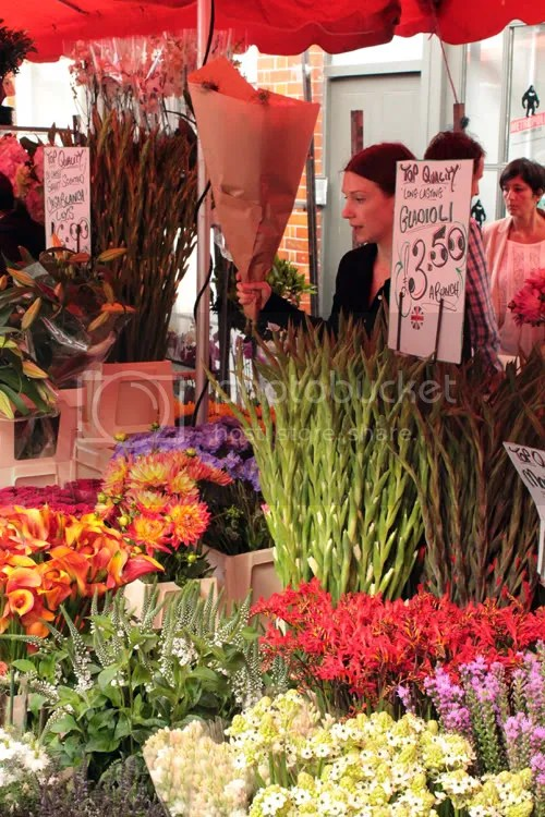 Colombia Road Flower Market 9