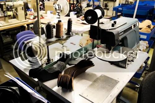 Dr Martens Factory Visit 3