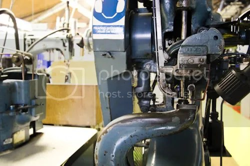 Dr Martens Factory Visit 5