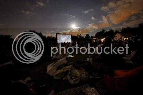 Dulwich Park Nomad Cinema Goonies 11