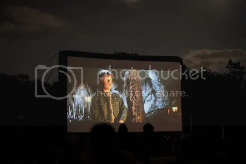 Dulwich Park Nomad Cinema Goonies 14