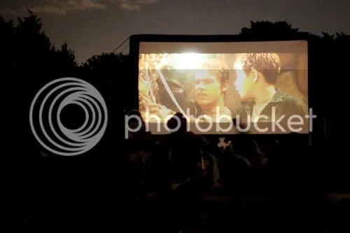 Dulwich Park Nomad Cinema Goonies 15