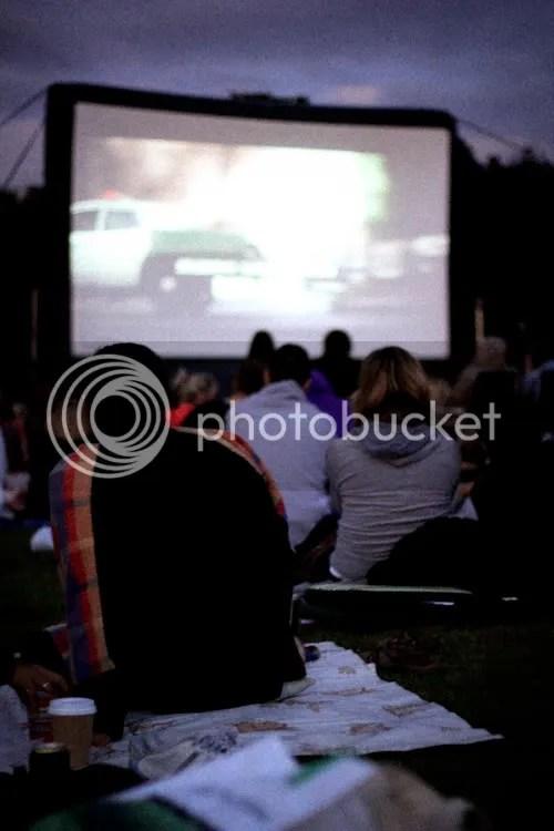Dulwich Park Nomad Cinema Goonies 7