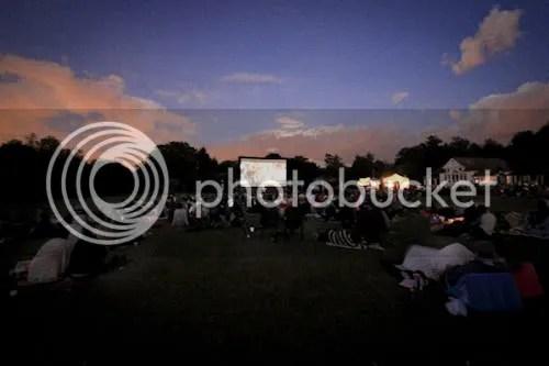 Dulwich Park Nomad Cinema Goonies 8