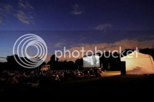 Dulwich Park Nomad Cinema Goonies 9