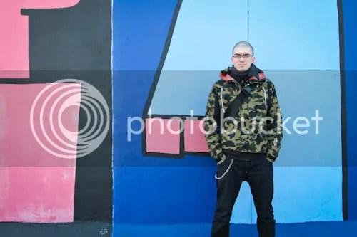 East Berlin Gallery Wall Graffiti 11