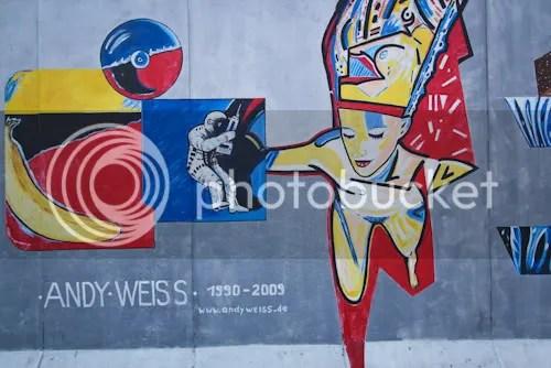 East Berlin Gallery Wall Graffiti 6
