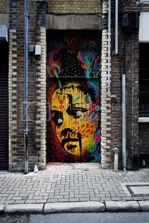 ICN Gallery London Street Art 1