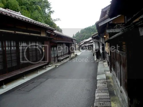 Iwami Ginzan Street 2