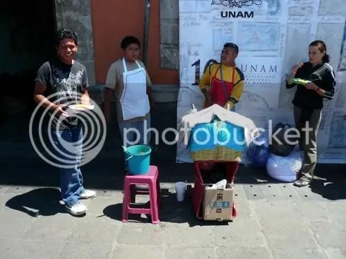 Mexico Street Stall 4