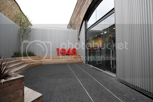 NIKE 1948 East London Concept Store 2