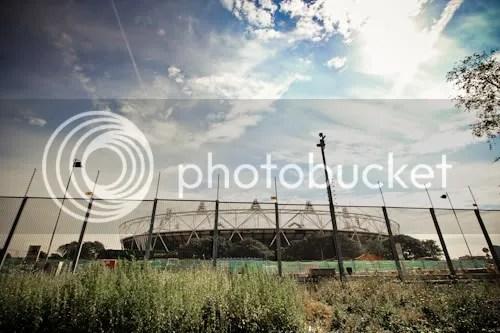 Olympic Stadium London 2012 Straford