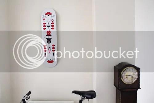 Open Skateboard Ian Lynam Home