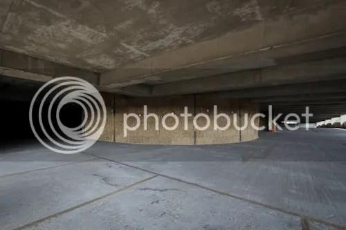 Straw Gig Venue Peckham Multistorey Carpark 3