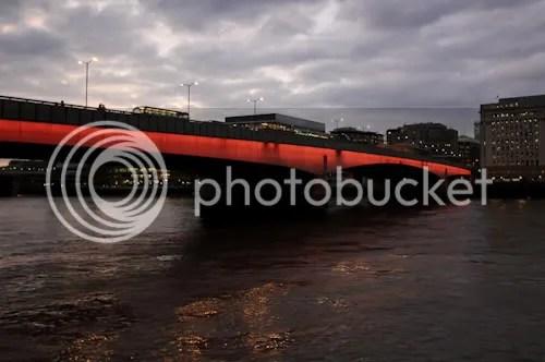 Red London Bridge - 3
