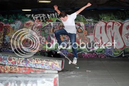Southbank Thames Festival BMX Skateboard 8