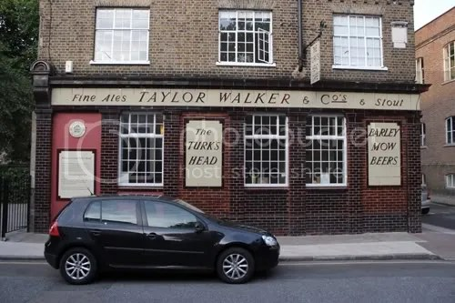 The Turks Head Wapping 1