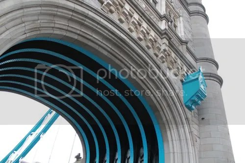 Tower Bridge Blue 3
