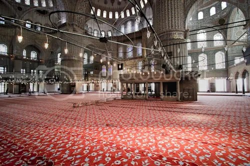 AJ Istanbul Blue Mosque 9