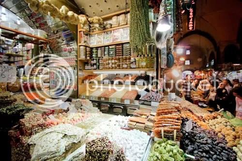 Istanbul Spice Bazaar 14