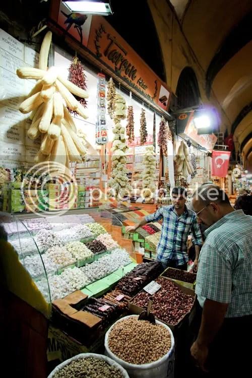 Istanbul Spice Bazaar 18