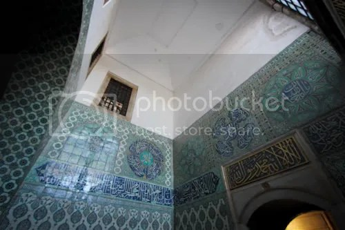 Istanbul Topkapi Palace Harem 1