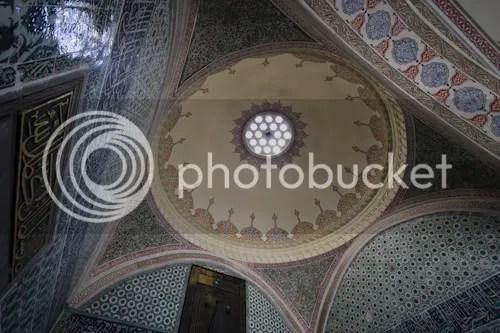 Istanbul Topkapi Palace Harem 11