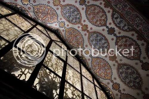 Istanbul Topkapi Palace Harem 22