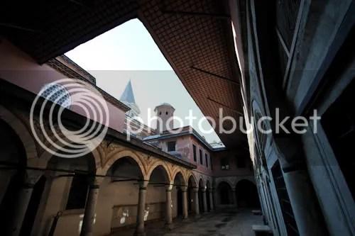 Istanbul Topkapi Palace Harem 6