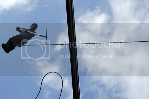 Cleaning the Glass Ceiling