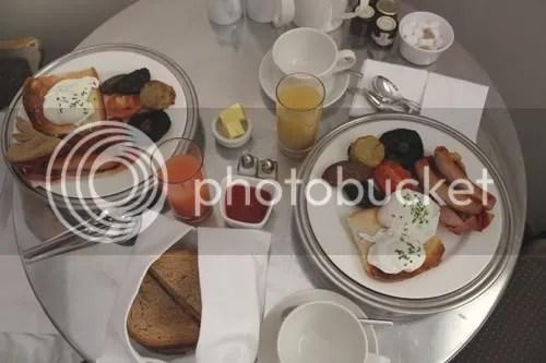 Dublin Dylan Hotel Breakfast 2