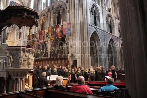 Dublin St Patrick's Cathedral 4