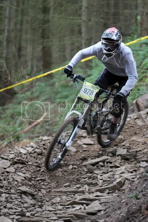 Hopton Castle Downhill Mountain Bike Mikey 2
