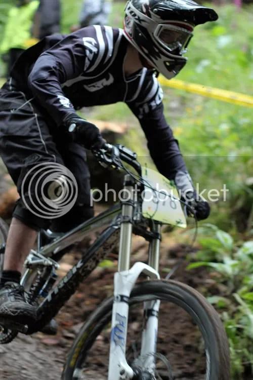 Hopton Castle Downhill Mountain Bike Mikey 6