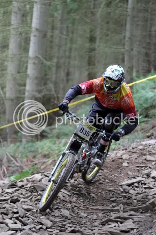 hopton castle downhill mountain bike 10