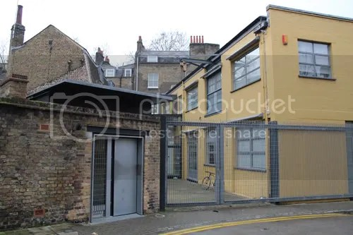 London Brick Architecture A8